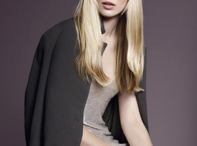 Flawless blond